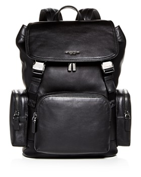 ed81c988d67d Michael Kors - Henry Leather Backpack ...