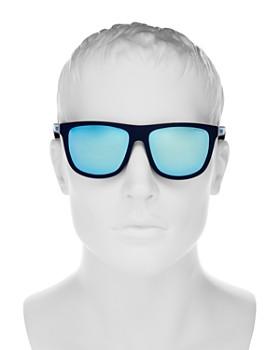 Polaroid - Men's Polarized Square Sunglasses, 55mm