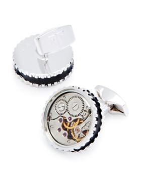 Tateossian - Skeleton Gear Cufflinks