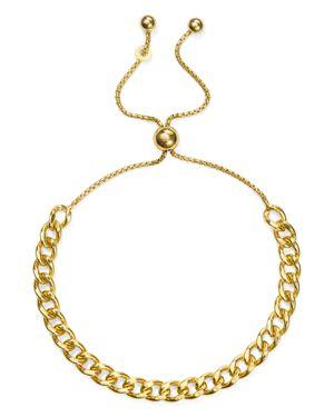 Argento Vivo Chainlink Slider Bracelet
