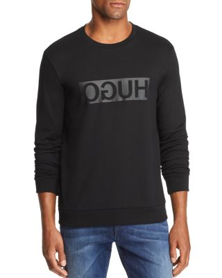 hugo boss dicago sweatshirt black