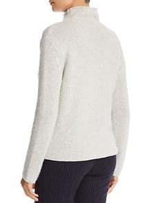 Majestic Filatures - Cashmere Mock-Neck Sweater