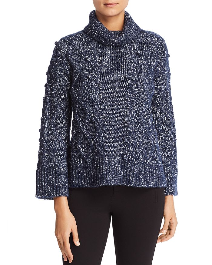 8233dc854 kate spade new york Chunky Cable-Knit Sweater