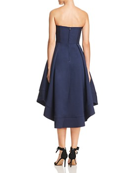 C/MEO Collective - Strapless Making Waves Dress - 100% Exclusive