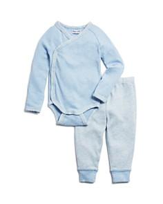 Splendid - Boys' Striped Kimono Top & Pants Take Me Home Set - Baby