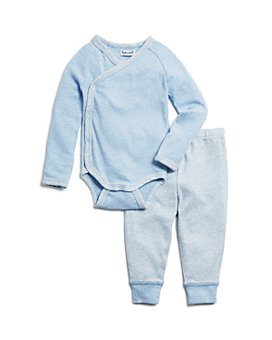 Splendid - Boys' Striped Kimono Top & Pants Take Me Home Set - Baby