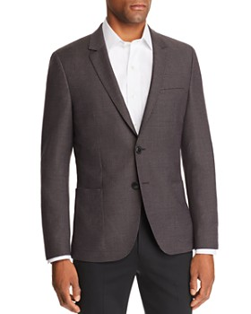 HUGO - Arti Birdseye Slim Fit Sport Coat