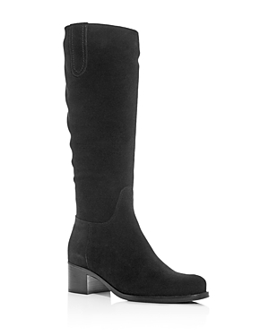 La Canadienne Women's Polly Waterproof Block-Heel Boots