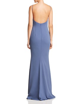 Katie May - Lola Cowl-Neck Gown - 100% Exclusive