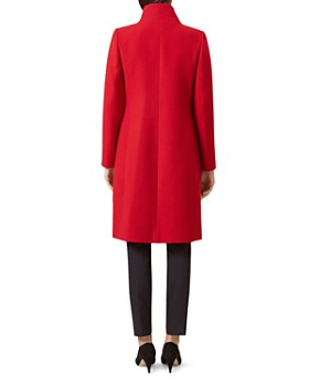 HOBBS LONDON - Romy Asymmetric Coat