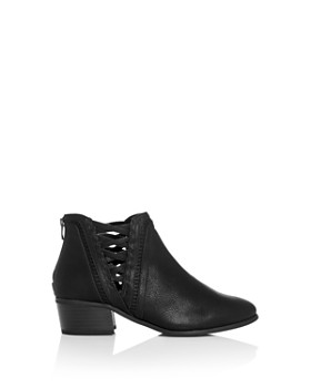 VINCE CAMUTO - Girls' Pleun Low-Heel Booties - Toddler, Little Kid, Big Kid