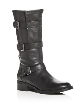 Gentle Souls by Kenneth Cole - Women's Best Buckled Moto Boots