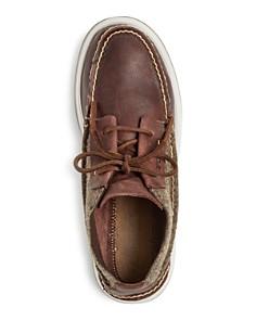 Sperry - Men's Caspian Wool & Leather Chukka Boots
