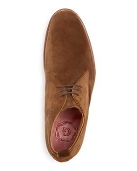 Grenson - Men's Marcus Suede Chukka Boots