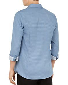 Ted Baker - Wapping Geo Slim Fit Button-Down Shirt
