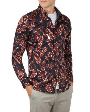 Ted Baker Highbur Slim Fit Button-Down Shirt