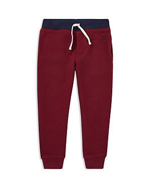 Polo Ralph Lauren Boys' Fleece Jogger Pants - Little Kid