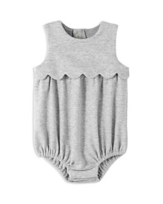 Jacadi - Girls' Scalloped Bodysuit - Baby