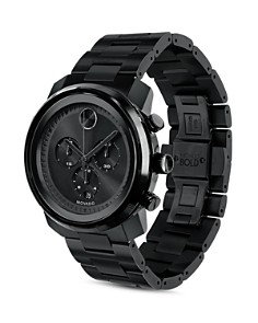Movado BOLD - Large Chronograph, 44mm