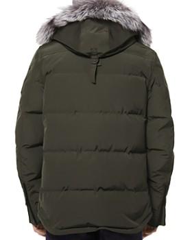 Moose Knuckles - Post Dufferin Fox Fur-Trimmed Jacket