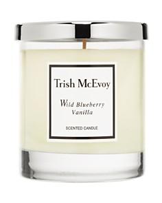 Trish McEvoy - Wild Blueberry Vanilla Scented Candle 7 oz.