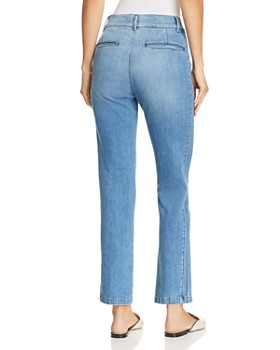 FRAME - Parisian Straight-Leg Denim Pants