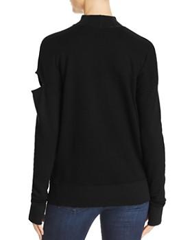 n PHILANTHROPY - Sedro Cutout Sweatshirt