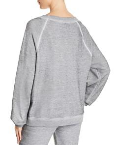 WILDFOX - Tartan Heart Sweatshirt - 100% Exclusive
