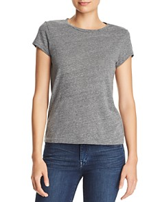 7 For All Mankind - Crewneck Baby Tee