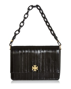 Tory Burch - Kira Embossed Leather Shoulder Bag