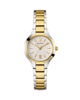 Bulova - Classic Two-Tone Watch, 28mm