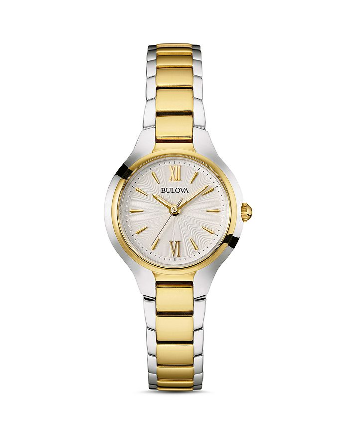 Bulova - Classic Two-Tone Watch, 28mm