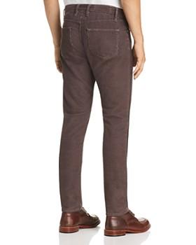 Double Eleven - Slim Fit Corduroy Pants