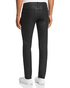 FRAME - L'Homme Skinny Fit Jeans in Rockwell Coated