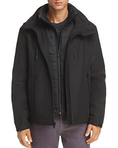 Cole Haan - Stitchlite 3-in-1 Rain Jacket