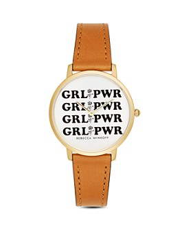 Rebecca Minkoff - Major GRL PWR Watch, 35mm