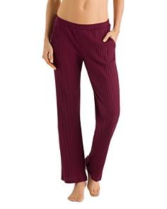 Hanro - Minna Ribbed Lounge Pants