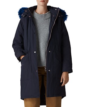 Whistles - Megan Casual Parka