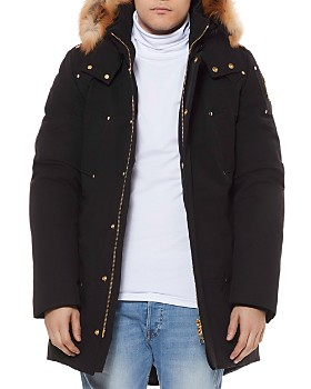 Moose Knuckles - Sommerset Fur-Trimmed Down Parka