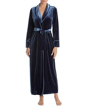 Jonquil - Velvet Long Robe