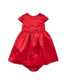 Ralph Lauren - Girls' Satin Dress & Bloomers Set - Baby