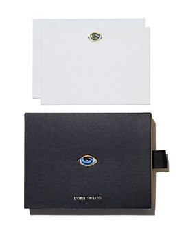 L'Objet - Lito Eye Stationery Set