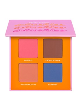 Lime Crime - Sweet Blends Plushies Sheer Pressed Pigment Quad