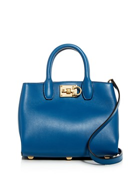Salvatore Ferragamo - Mini Leather Satchel