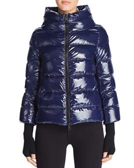 Herno - Gloss Cape Down Coat