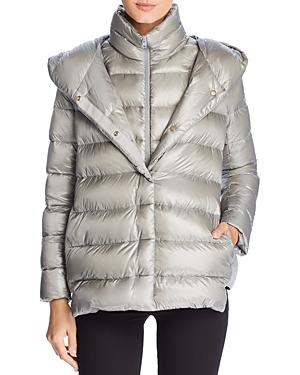 Herno Hooded Oversized Puffer Coat