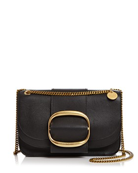 See by Chloé - Hopper Medium Leather Crossbody