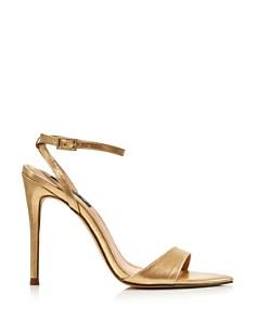 AQUA - Women's Kiki Metallic High-Heel Sandals - 100% Exclusive