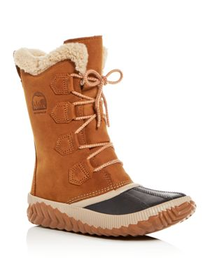 Women'S Out N About Plus Waterproof Cold-Weather Boots, Elk