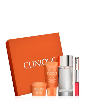 Clinique - Absolutely Happy Fragrance Gift Set ($112.50 value)